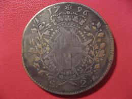Malte - Ordre De Malte - 2 Scudi 1796 6414 - Malte (Ordre De)