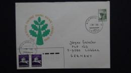 Lithuania - 1990 - Mi: U3 - Used - Postal Stationery - Look Scan - Lithuania