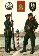 164 Truppe Anfibe Battaglione Mezzi Anfibi Sile Nel 20° 1975 - 1995 - Manovre