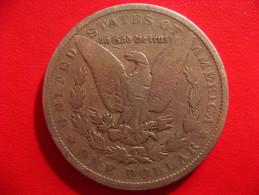 Etats-Unis - One Dollar 1884 2702 - Émissions Fédérales