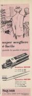 # DENTIFRICIO  SQUIBB 1950s Advert Pubblicità Publicitè Reklame Toothpaste Zahnpaste Oral Dental Healthcare - Attrezzature Mediche E Dentistiche