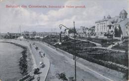 SALUTARI DIN CONSTANTA - BULEVARDUL SI VEDERE GENERALA - Roumanie