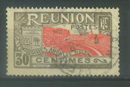 """VEND TIMBRE DE LA REUNION N° 90 , CACHET """" SAINT - PIERRE """" !!!! - Reunion Island (1852-1975)"""