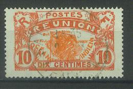 """VEND TIMBRE DE LA REUNION N° 86 , CACHET """" SAINT - PIERRE """" !!!! - Reunion Island (1852-1975)"""
