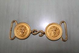 Pour Collectionneur -- Boucles  De Céremonie  --  Gendarmerie -- - Police