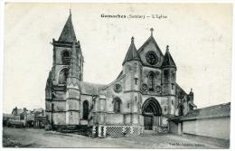80 : GAMACHES - L'EGLISE - Autres Communes