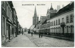 59 : HAZEBROUCK - RUE D'AIRE - Hazebrouck