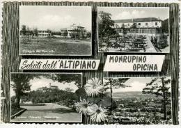 MONRUPINO OPICINA RISTORANTE FURLAN VILLAGGIO DEL FANCIULLO SALUTI DALL'ALTIPIANO TRIESTE - Trieste