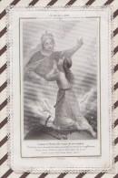 """5AH1955 Image Pieuse Dentelle Canivet LE TAILLE """" La Fin De L'exil"""" - Devotion Images"""