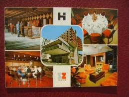 Yugoslavia-Bosna And Her,-Zenica-hotel ,,Internacional\´\´-1978  #782 - Hotels & Gaststätten