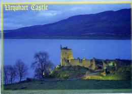 Scotland - Hrquhart Castle - Formato Grande Viaggiata - Postcards