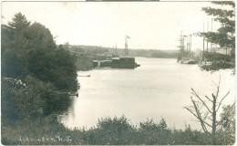 1900s Canada Bridgewater Nova Scotia River View RP Unused - Nova Scotia