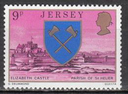 Jersey   Scott No. 143   Mnh   Year  1976 - Jersey