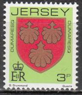 Jersey   Scott No. 249c    Mnh   Year  1984 - Jersey