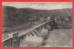 CPA Beaulieu - Le Nouveau Pont En Ciment Armé - Sonstige Gemeinden
