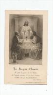 Image Pieuse , Image Religieuse ,communion , Chapelle Du Collége De LOURDOUEIX SAINT MICHEL , 1915 - Images Religieuses
