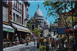 PARIS MONTMARTRE  1950 - Distretto: 18