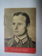 WHW-Reichsstrassensammlung, Tag Der Wehrmacht, RKT Gerhard Ball, Tieste 540 - 1939-45