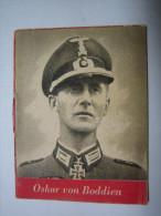 WHW-Reichsstrassensammlung, Tag Der Wehrmacht, RKT Oskar Von Boddien,  Tieste 541 - 1939-45