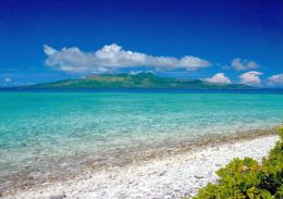 1 AK Französisch Polynesien * Ansicht Der Inseln Tubuai - Zu Den Austral Islands - French Polynesia - French Polynesia