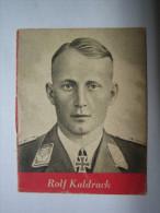 WHW-Reichsstrassensammlung, Tag Der Wehrmacht, RKT Rolf Kaldrack,  Tieste 547 - 1939-45