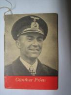 WHW-Reichsstrassensammlung, Tag Der Wehrmacht, RKT Günther Prien,  Tieste 555 - 1939-45
