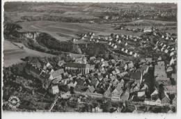 D625-LEONBERG-Partiele Ansicht - Flugzeugfoto-1957 - Leonberg