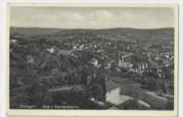 D631-STUTTGARTBlick Vom Bismarckturm-1931 - Stuttgart