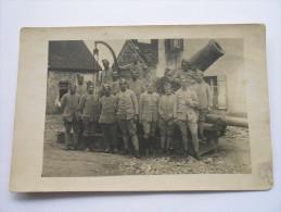 CANON - Guerra 1914-18