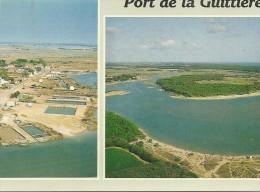 85 Vendée  TALMONT ST HILAIRE Port De La Guittiére   Carte Neuve Voir Le Scan - Talmont Saint Hilaire