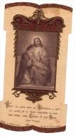 Image Religieuse Gaufré  - 03.06.1920 - Maurice  André - Communion Solennelle - Morel De Gerval 562 Rue St Sulpice Paris - Images Religieuses