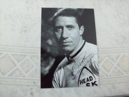 OSKAR PLATTNER ..CHAMPION DU MONDE ..SPRINT 1952 - Ciclismo