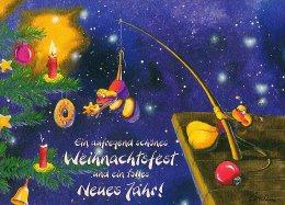 Carte Postale Diddl Allemagne - Scan Recto/verso - Diddl