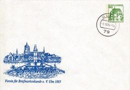 PU 113/32  Verein Für Briefmarkenkunde E.V. Ulm 1883 - BRD