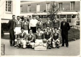 90642 - Equipe De Football D'Aillant Sur Tholon (89) Ufolep - Football