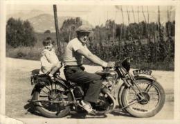 90643 - Moto  Des Années 1950 - Motos