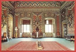 CARTOLINA NV ITALIA - VALLE D'AOSTA - Il Castello Di Sarre - Interno - 10 X 15 - Italia