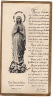 Image Religieuse De Prêtre - Prière - Doux Coeur De Marie - Abbé Perreyve - Bonamy - Poitiers - 02.08.1910 - - Devotion Images