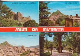 125-Saluti Da...Mistretta-Messina-Sicilia-v.1974 X Aci S.Antonio - Souvenir De...