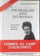 Suzanne Birnbaum - Une Francaise Juive Est Revenue - Autres