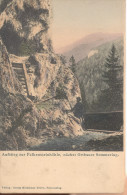 Semmering - Falkensteinhöhle :) - Postkaarten