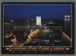 U5754 MALAYSIA GREETINGS FROM KUALA LAMPUR ExtraGrande (tur) - Malesia