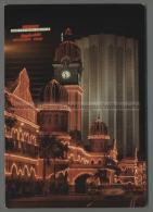 U5761 MALAYSIA SULTAN ABDUL SAMAD BUILDING BY NIGHT ExtraGrande (tur) - Malesia