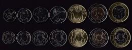 Botswana 7 Coins Set  2013 - Botswana
