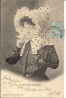 CPA  Avec Brillants 1904 -  Illustration A. Breger  - Artiste  -        Mlle MERINDOL  (ODEON) - Artistes