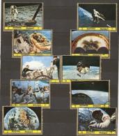 Emirats Arabes Unis - ESPACE - Petit Lot De 10 TIMBRES - Missions Apollo, Fusée - 1972 - MANAMA - Manama