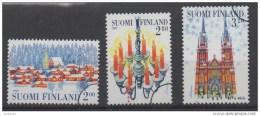 FINLANDE 1997 Spécimen Muster Muestra TB - Finland