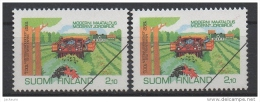 FINLANDE 1992 Spécimen Muster Muestra TB - Finland