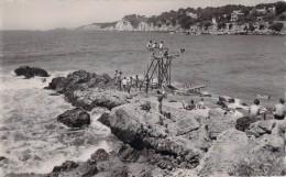 83 SANARY SUR MER PORT ISSON LE COIN DES PLONGEURS / PLONGEOIR - Sanary-sur-Mer