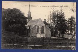 29 HUELGOAT Chapelle De Notre-Dame Des Cieux, L'abside - Huelgoat